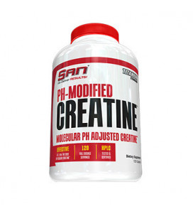 Creatine PH-Modified 120cps