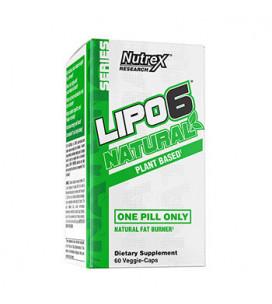 Lipo-6 Natural 60cps