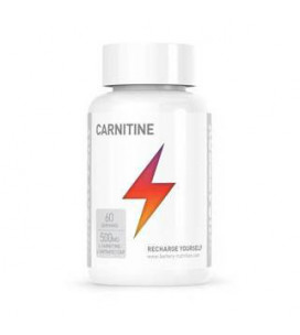 Carnitine 500 60cps