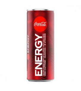 Coca Cola Energy No Sugar...