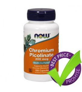 Chromium Picolinate 100cps