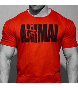Animal Iconic T-Shirt Rossa