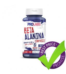 Beta Alanina 1000mg 80cps