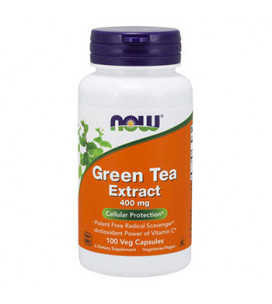 Green Tea Extract 100cps