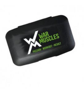 War Muscles Portapillole 6...