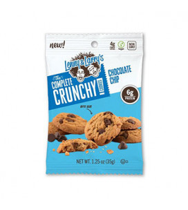 The Complete Crunchy Cookie...