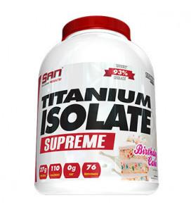 Titanium Isolate Supreme...