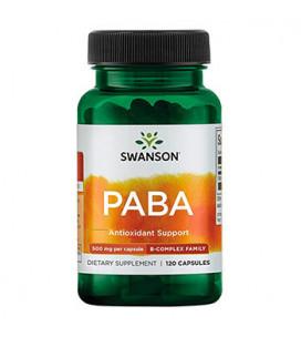 PABA 500 mg 120cps
