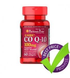 Q-Sorb Co Q-10 100 mg 60cps