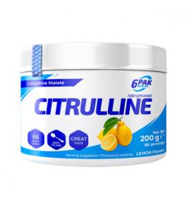 6PAK Citrulline 200g