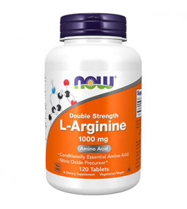 L-Arginine 1000mg 120cps
