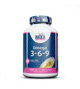 Omega 3-6-9 100 softgels