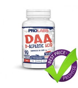 DAA D-Acido Aspartico 1000...