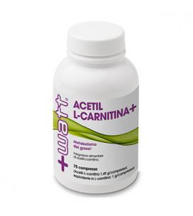 Acetil L-Carnitina 75cps