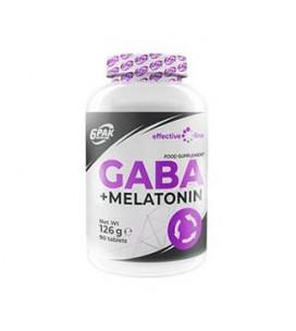 Gaba + Melatonin 90cps