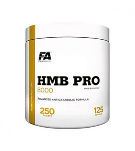 HMB Pro 8000 250tab