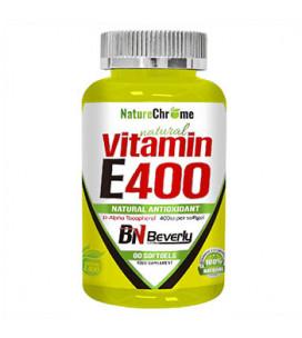 Natural Vitamin E400 60cps