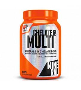 Chelate 6 Multi Minerals 90cps