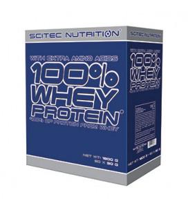100 Whey Protein 60x30g