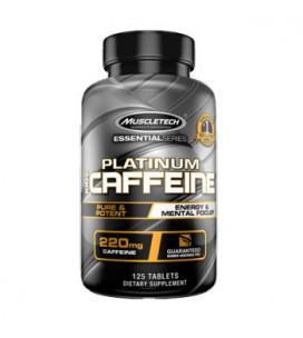 Platinum 100% Caffeine 125tab