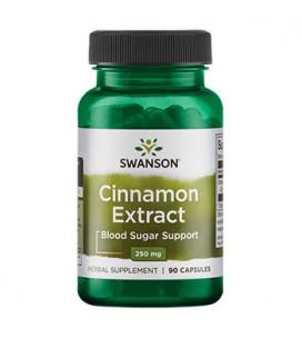 Herbs Cinnamon Extract 90cps