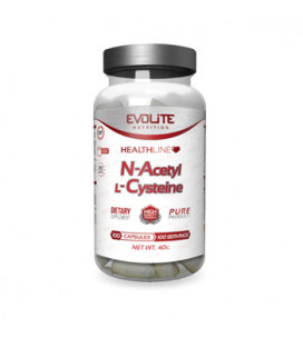 NAC N-Acetyl L-Cysteine 100cps