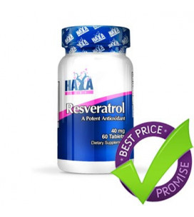 Resveratrolo 40mg 60Tab