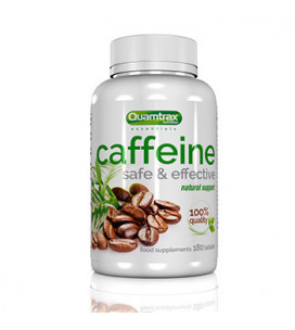 Quamtrax Caffeine 180tab