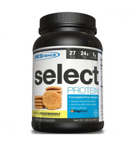 Select Protein 837g