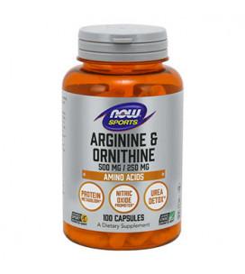 Arginina + Orinitina 100cps