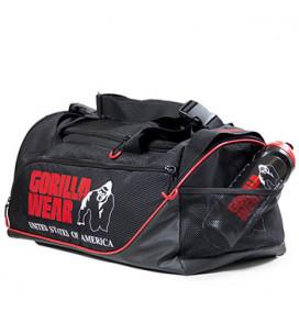 Jerome Gym Bag Black/Red