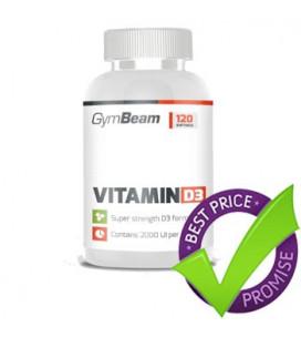 Vitamin D3 2000iu 120cps