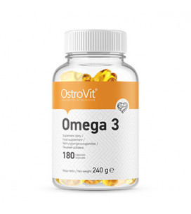 Ostrovit Omega-3 180cps