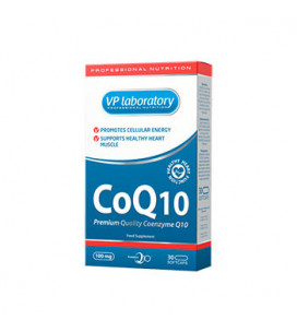Coenzyme Q10 100mg 30cps