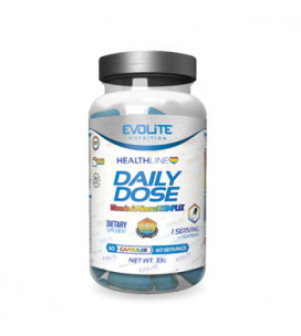 Daily Dose Multivitamins 60cps