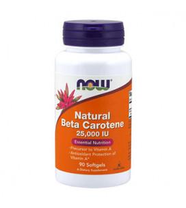 Beta Carotene 25000 90 Softgel
