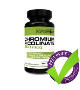 Chromium Picolinate 200mcg...