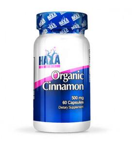 Organic Cinnamon 500mg 60cps