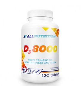 Vitamina D3 8000 120 tabs
