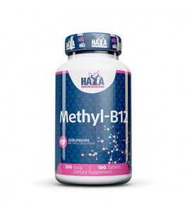 Methyl B12 200mcg 100tabs