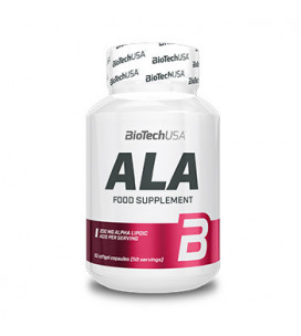 Biotech ALA 50cps
