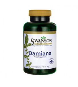 Damiana 510mg 100cps