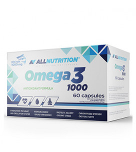 Omega 3 1000 60 cps