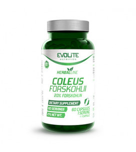 Coleus Forskohlii 60cps