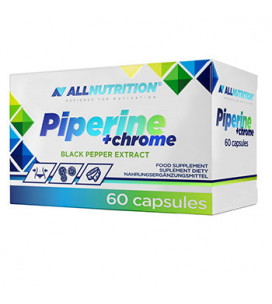 Piperine + Chrome 60 cps