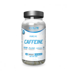 PureLine Caffeine 200mg 100cps
