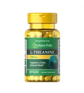L-Theanine 200mg 30cps