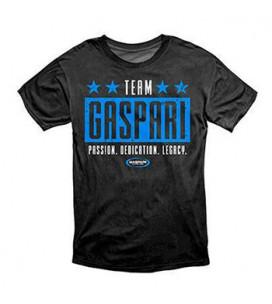 T-shirt Team Gaspari Nutrition