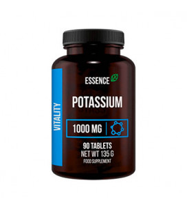 Potassium 1000 mg 90 tabs