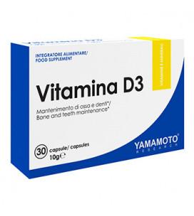 Vitamina D3 30 capsule